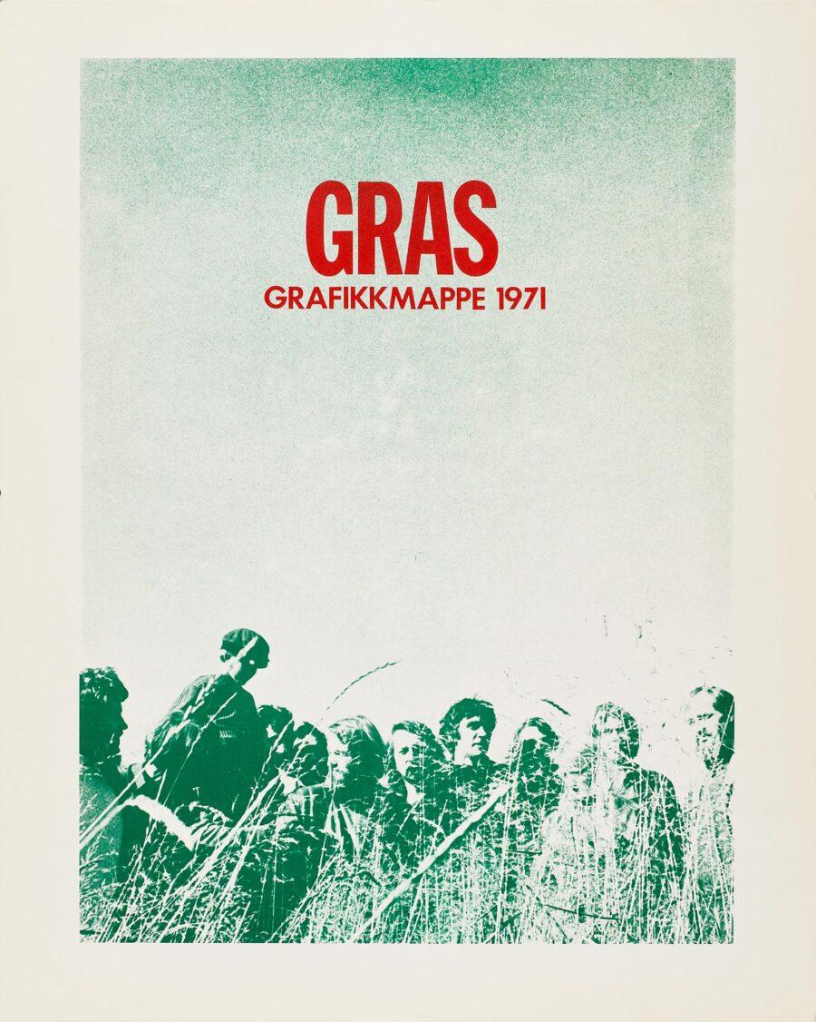 Gras Grafikkmappe 1971